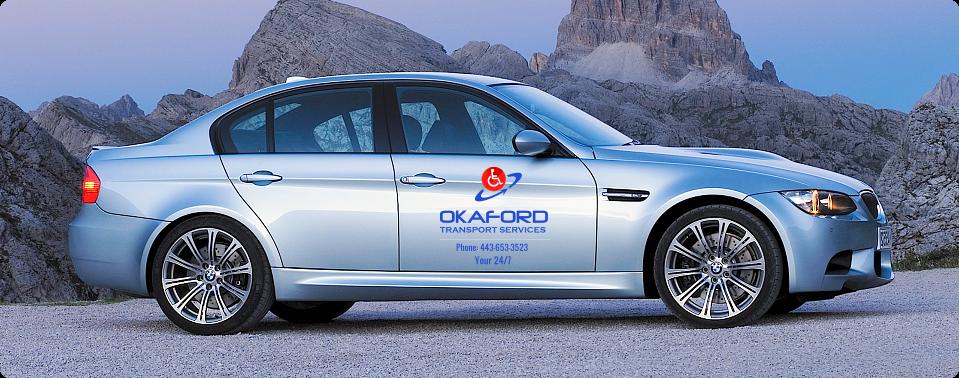 Okaford Inc Car